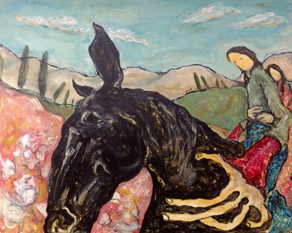 Riding Horse, Staying Sane