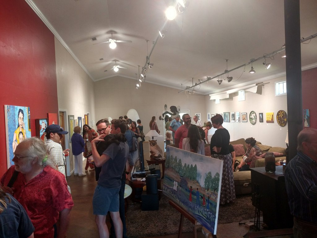 Mother Show IV - Opening Reception